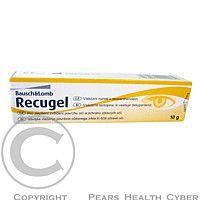 BAUSCH & LOMB Recugel oční gel 10g