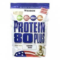 Weider Protein 80 Plus - 500 g, sáček citron-tvaroh