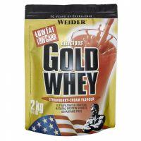 Weider Gold Whey - 2000g vanilka
