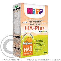 HIPP MLÉKO HA1 Plus Počáteční hypoalergení 500g 2141