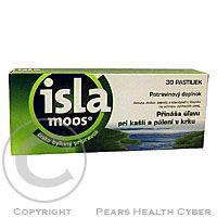 Isla-Moos bylinné pastilky 30 tablet
