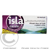 ENGELHARD ARZNEIMITTEL AND CO. Isla - Cassis tbl. 30 bylinné pastilky