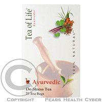 AMZ Tea of life Bio čaj proti stresu 25x2g
