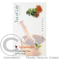 AMZ Tea of life Bio čaj na hubnutí 25x2g