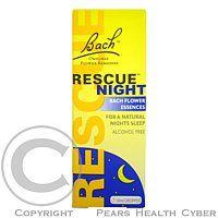 Krystal Aquamarin, RESCUE kapky na spaní 10ml Bachova terapie