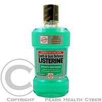 JOHNSON & JOHNSON Listerine Teeth&Gum defence 500ml