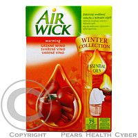 AIR WICK Airwick Electric 19ml Svařené víno (strojek a náplň)