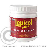 ASP CZECH Lepicol PLUS trávicí enzymy 180 g