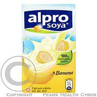 ALPRO NV ALPRO Sójový nápoj banán 250ml
