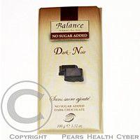 HEALTH LINK Balance hořká čokoláda bez cukru 100g