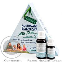 Australian Bodycare Tea Tree Oil - letní set 30+10ml