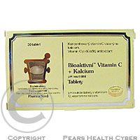 PHARMA NORD Bioaktivní Vitamin C+Kalcium pH neutrální tbl.30