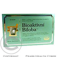 PHARMA NORD Bioaktivní Biloba tbl.60 (Bio-Biloba tbl.60)