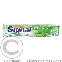 UNILEVER SIGNAL zubní pasta Herbal 75ml