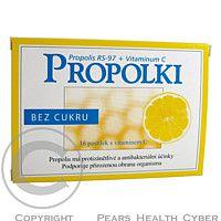 APIMED Propolki bez cukru pastilky 16