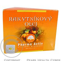 Aurum Health Products Ltd Rakytníkový olej 50ml