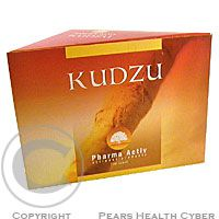 Aurum Health Products Ltd Kudzu výtažek z kořene Kudzu cps.60