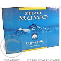 Aurum Health Products Ltd Shilajit Mumio prášek cps. 60