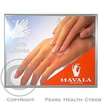 MAVALA Cotton Gloves bavlněné rukavice 1pár