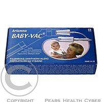 Babyvac Baby-vac dětská odsávačka hlenů