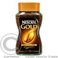 NESTLE NESTLÉ Gold instant káva 200g