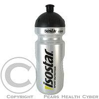 JKA PLAST ISOSTAR láhev 650ml stříbrná výsuvný uzávěr