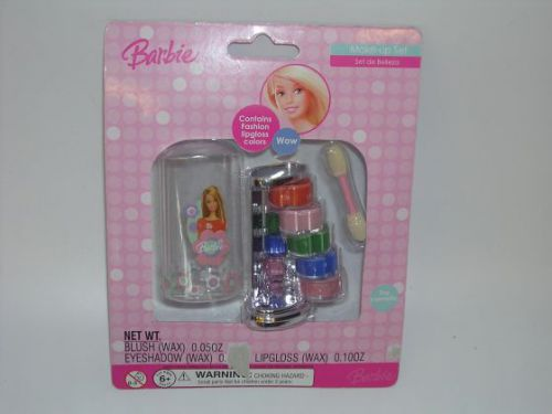 Alltoys CZ Barbie líčení, make up otevírací kazetka cena od 0 Kč
