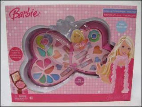 Alltoys CZ Barbie líčení, rozkládací kazeta, 2asst cena od 0 Kč