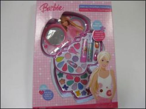 Alltoys CZ Barbie líčení 2 dílná kazeta cena od 0 Kč