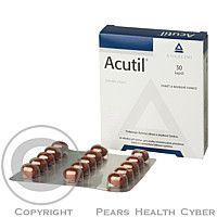 MEDICOM INTERNATIONAL, BRNO ACUTIL cps.30