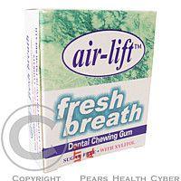 BIOCOSMETICS Air-Lift Svěží dech Dentální žvýkačky 10ks