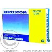 BIOCOSMETICS XEROSTOM žvýkačky 10 ks