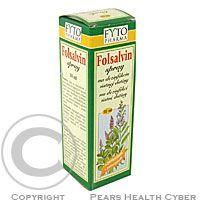 FYTOPHARMA Folsalvin spray na dezinf.ústní dutiny 30ml Fytoph cena od 74 Kč