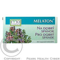 FYTOPHARMA Melaton tobolky pro dobrý spánek tob.30 Fytopharma