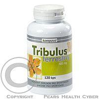 KOMPAVA NOVÉ MĚSTO NAD VÁHOM Tribulus terrestris 400 mg cps. 120
