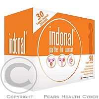 NATURAL MEDICAMENTS Indonal Partner for Woman cps.90