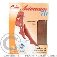 ARIES Podpůrné podkolenky Avicenum 70 tělová 25-27