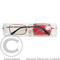 AMERICAN WAY Brýle čtecí s pouzdrem American Way +2.50