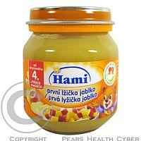 NUTRICIA N.V., ZOETERMEER HAMI První lžička Jablko 125 g cena od 18 Kč