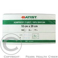 Armour Pharmaceutical Company, Kankakee Gáza kompr.nester.10x20cm/100ks Batist