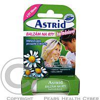 ASTRID COSMETICS Astrid balzám na rty heřmánkový 4.8g