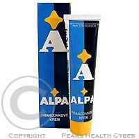 ALPA Alpa francovkový masážní krém 40g