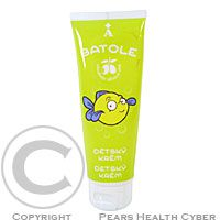 ALPA Batole dětský krém s olivovým olejem 75 ml
