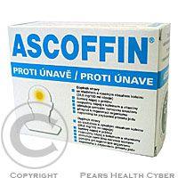 BIOMEDICA Ascoffin 10 sáčků / 4 g - Doplněk stravy se sladidlem