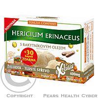 TEREZIA COMPANY, Hericium erinaceus s rakytníkovým olejem cps.30