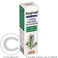 DR.MüLLER Anginal ústní sprej s TTO 30 ml