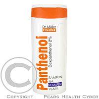 DR.MüLLER DR.MULLER Panthenol šampon normalní vlasy 250ml