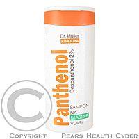 DR.MüLLER DR.MULLER Panthenol šampon mastné vlasy 250ml