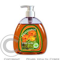 AURA Medical Léčivé rostliny Plantasol tekuté mýdlo s extraktem měsíčku lékařského 400 ml