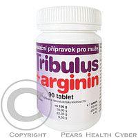 NATURVITA Tribulus + Arginin tbl.90